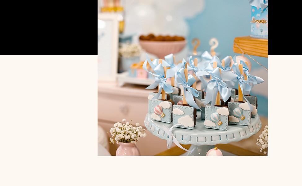 Event Desserts | Bochotis Patisserie Corfu
